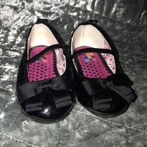 Other - Size 5c baby Girls black shoes